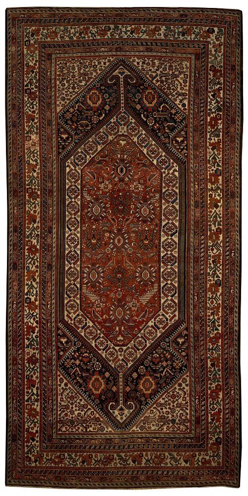 Persian Ghashghaei 6x14