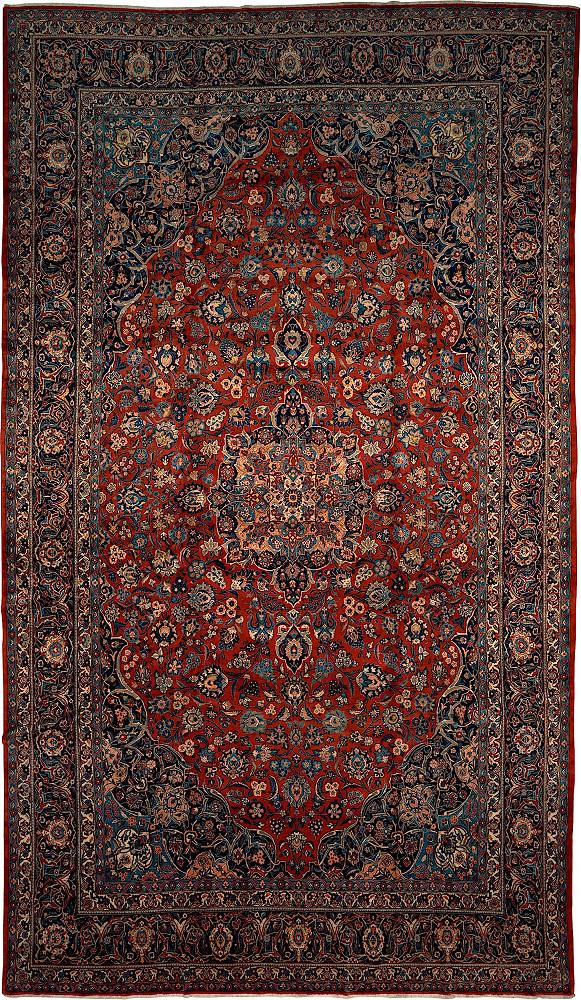 Persian Ghazvin 10x18