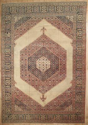 Persian Haj Jalili Rectangle 10x14