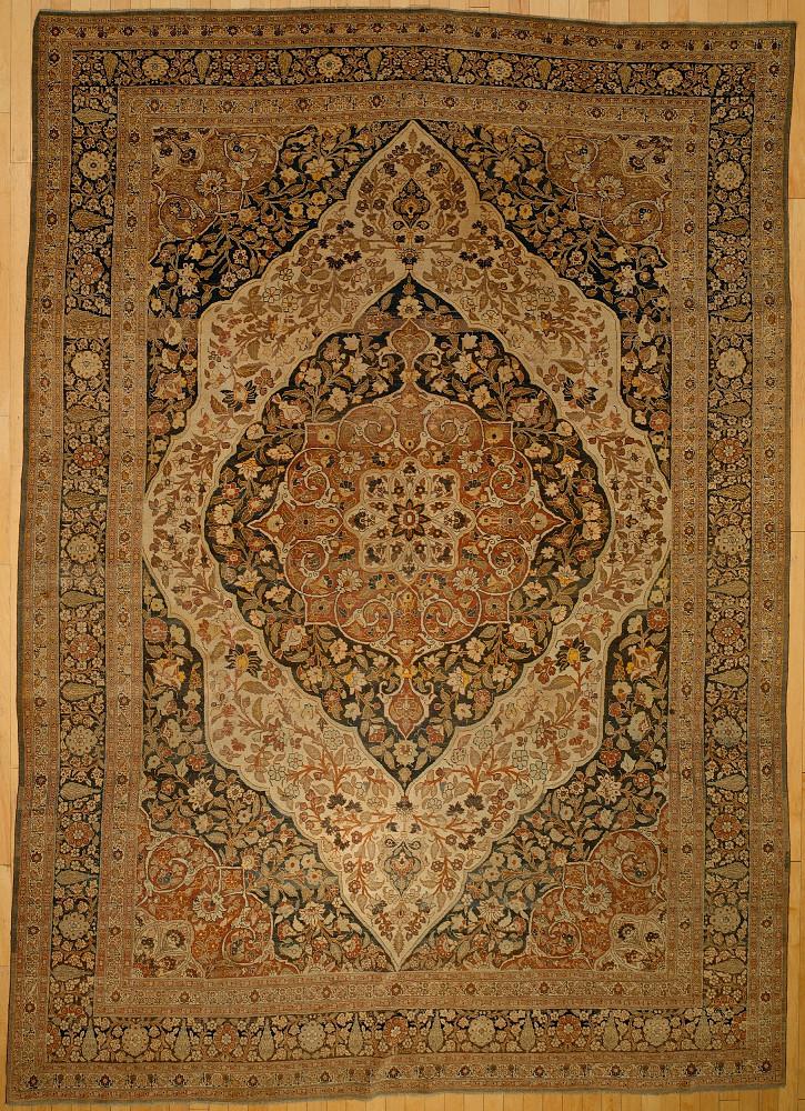 Persian Haj Jalili 8x12