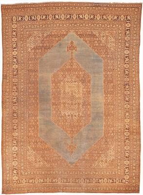 Persian Haj Jalili Rectangle 9x13