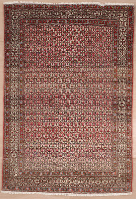 Persian Hamedan Rectangle 4x6
