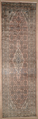 Persian Hamedan Rectangle 5x17