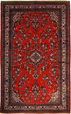 Persian Hamedan Rectangle 9x15