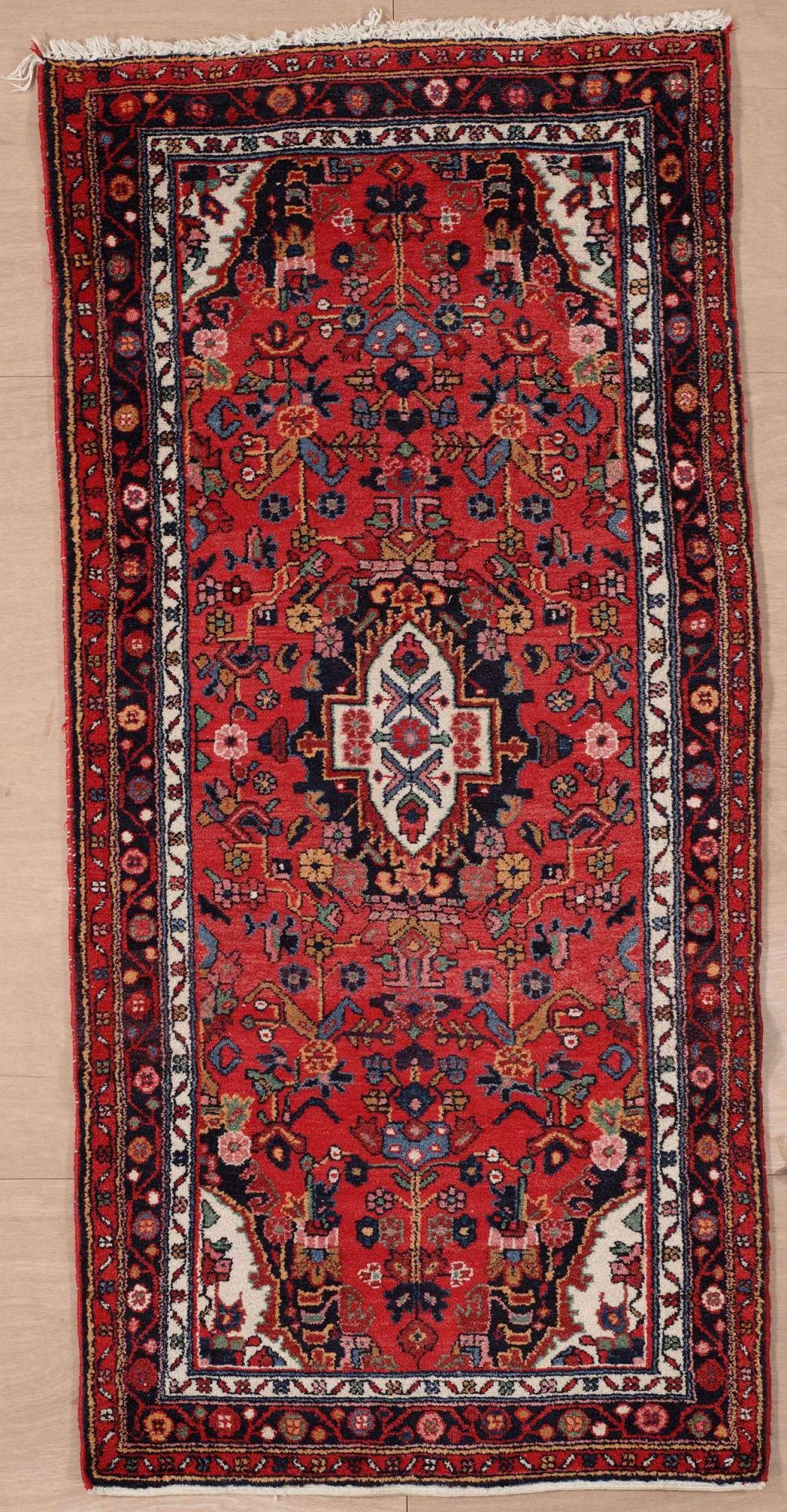 Persian Hamedan Runner 3x7