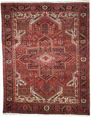 Persian Heriz Rectangle 10x12