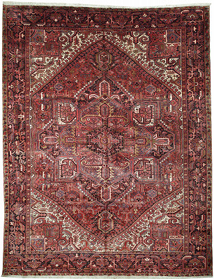 Persian Heriz Rectangle 10x13