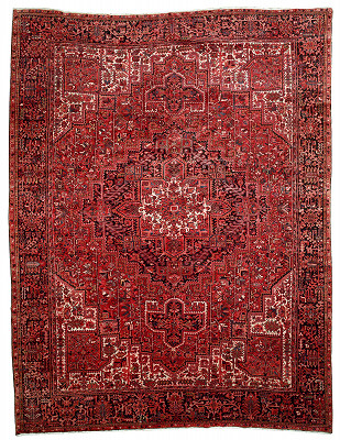 Persian Heriz Rectangle 11x15