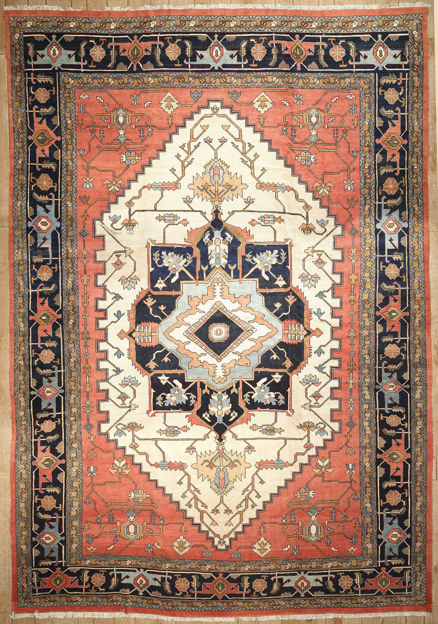 Persian Heriz Rectangle 13x19