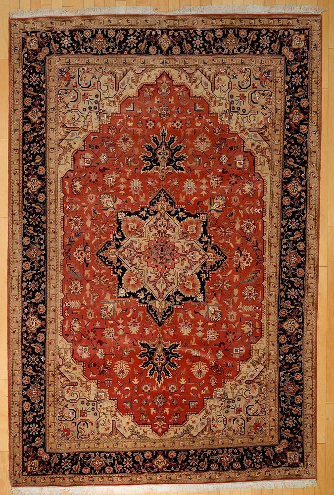 Persian Heriz 6x10