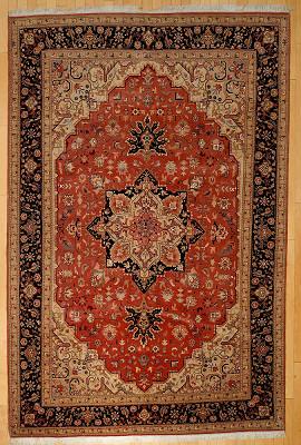 Persian Heriz Rectangle 6x10