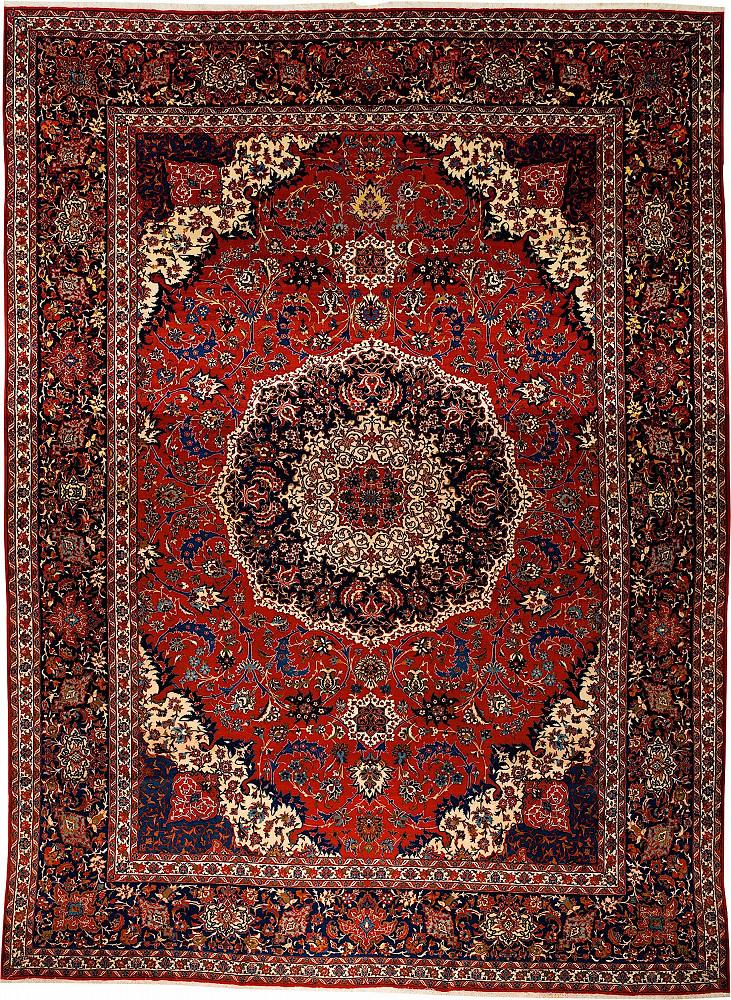 Persian Isfahan 10x14