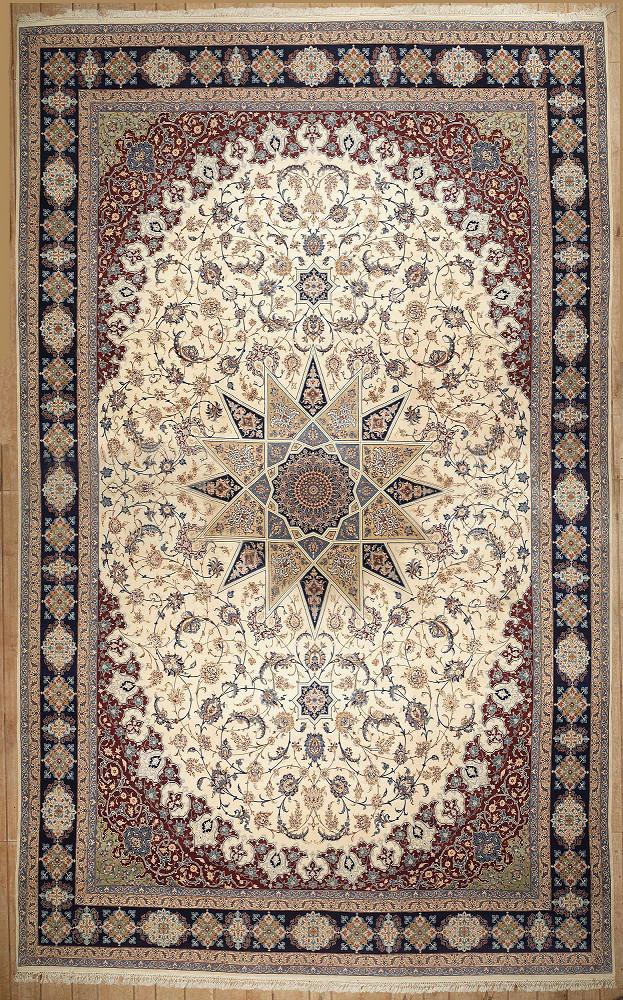Persian Isfahan 13x21