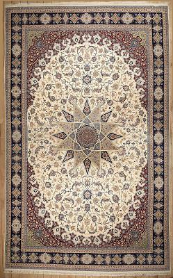 Persian Isfahan Rectangle 13x21