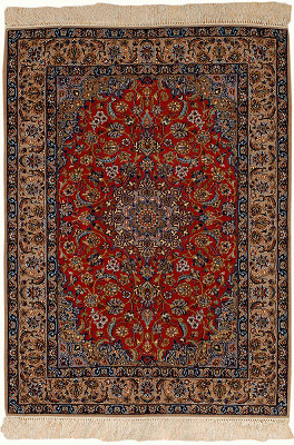 Persian Isfahan Rectangle 3x4