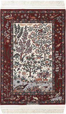 Persian Isfahan Rectangle 3x4