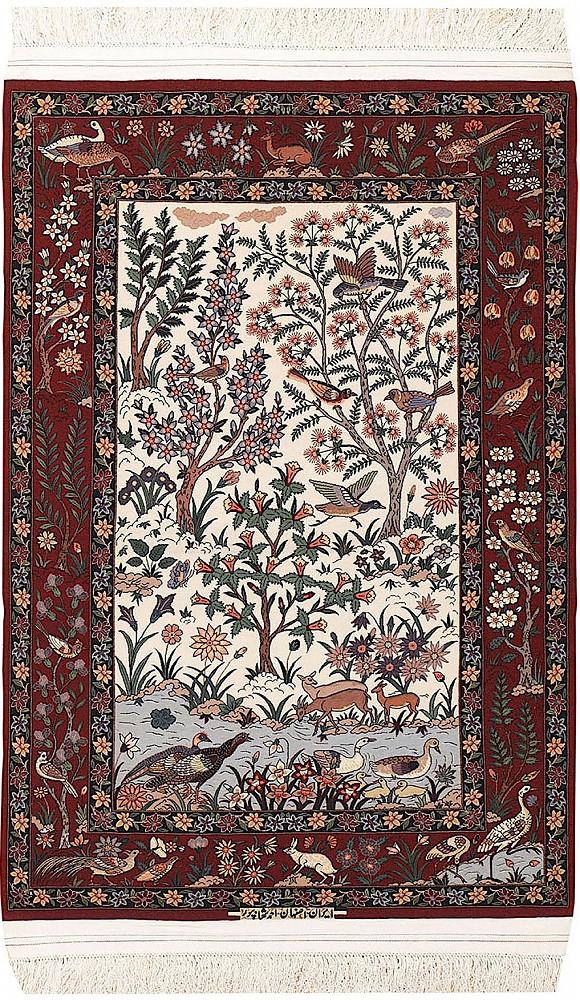Persian Isfahan 3x4