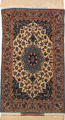 Persian Isfahan Rectangle 3x5