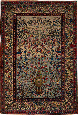 Persian Isfahan Rectangle 4x6
