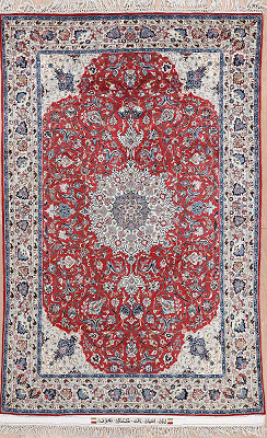 Persian Isfahan Rectangle 4x7