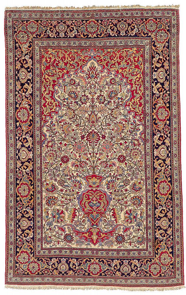 Persian Isfahan 4x7