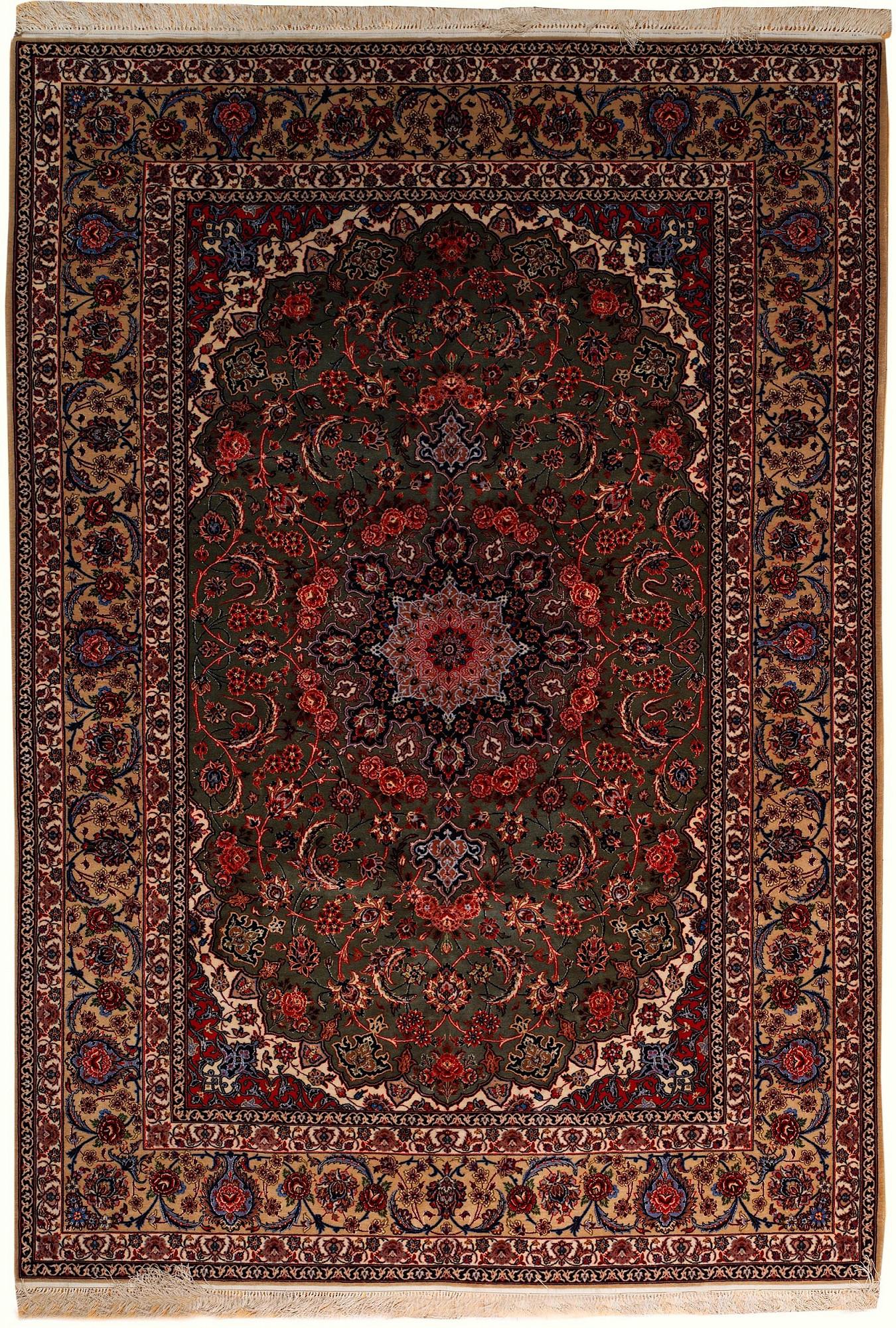 Persian Isfahan Rectangle 6x9