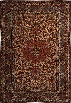 Persian Isfahan Rectangle 7x10