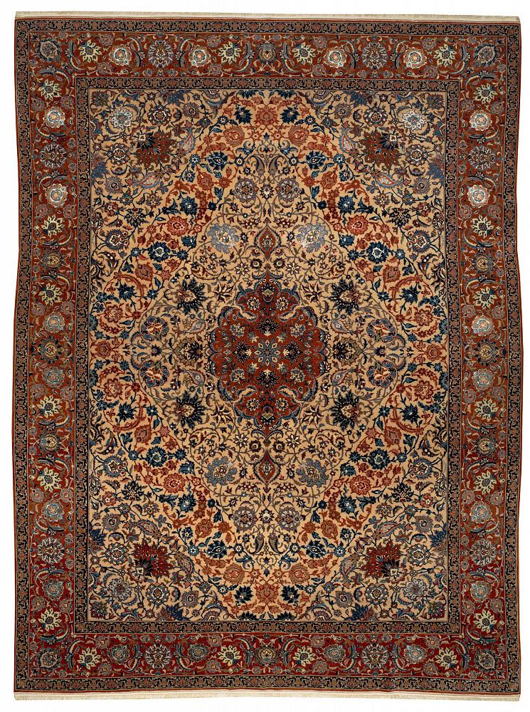 Persian Isfahan 9x13