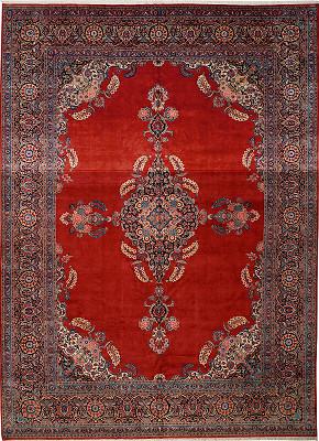 Persian Kashan Rectangle 10x14