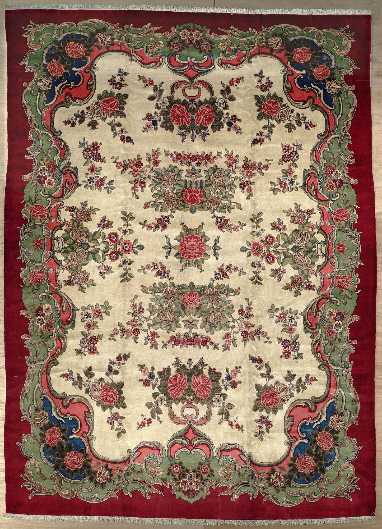 Persian Kashan 10x14