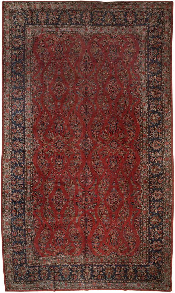 Persian Kashan 10x18