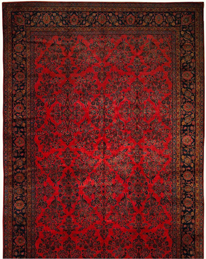 Persian Kashan 10x20
