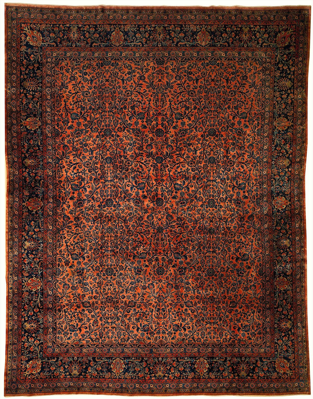Persian Kashan 11x14