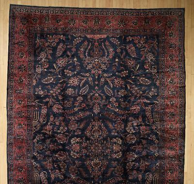 Persian Kashan Rectangle 12x18