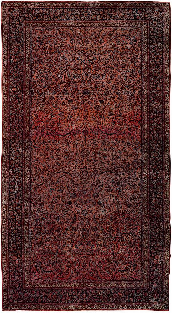 Persian Kashan 12x22