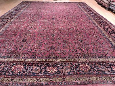 Persian Kashan Rectangle 13x20