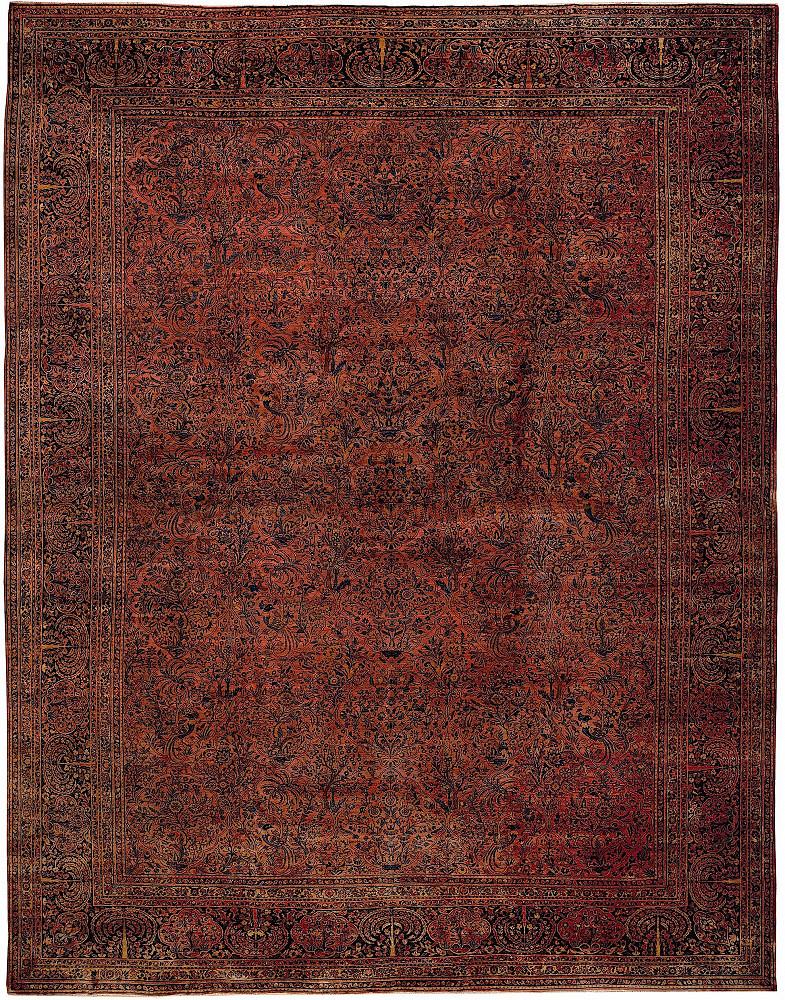 Persian Kashan 15x18