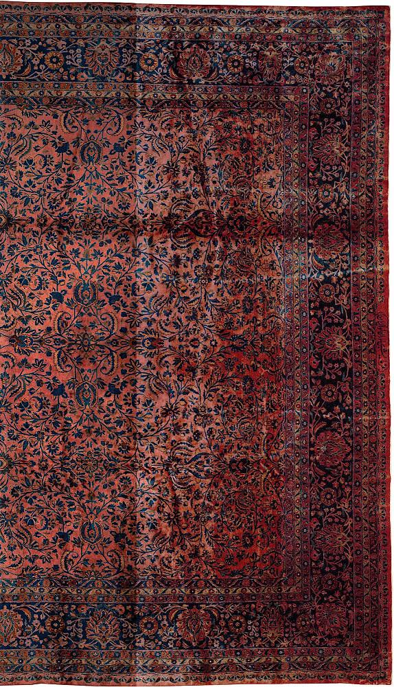 Persian Kashan 15x27
