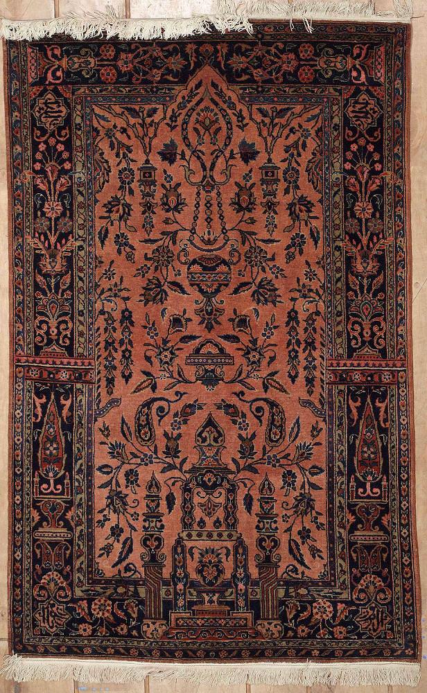 Persian Kashan 3x5