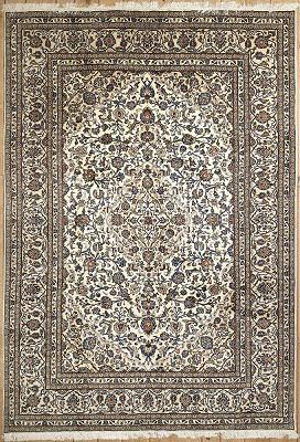 Persian Kashan Rectangle 7x11