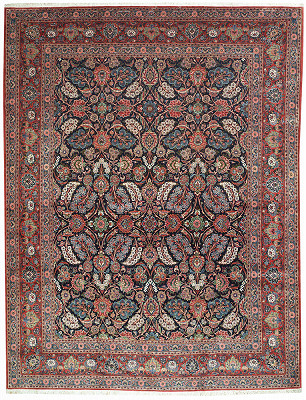 Persian Kashan Rectangle 9x11