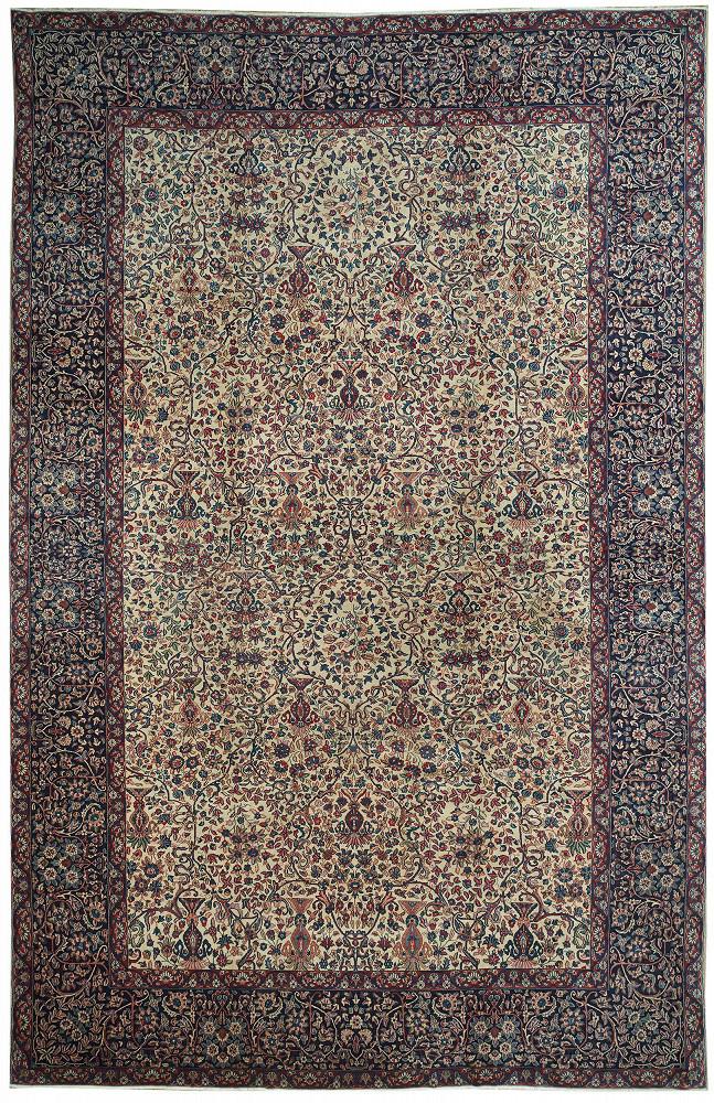Persian Kerman 10x15