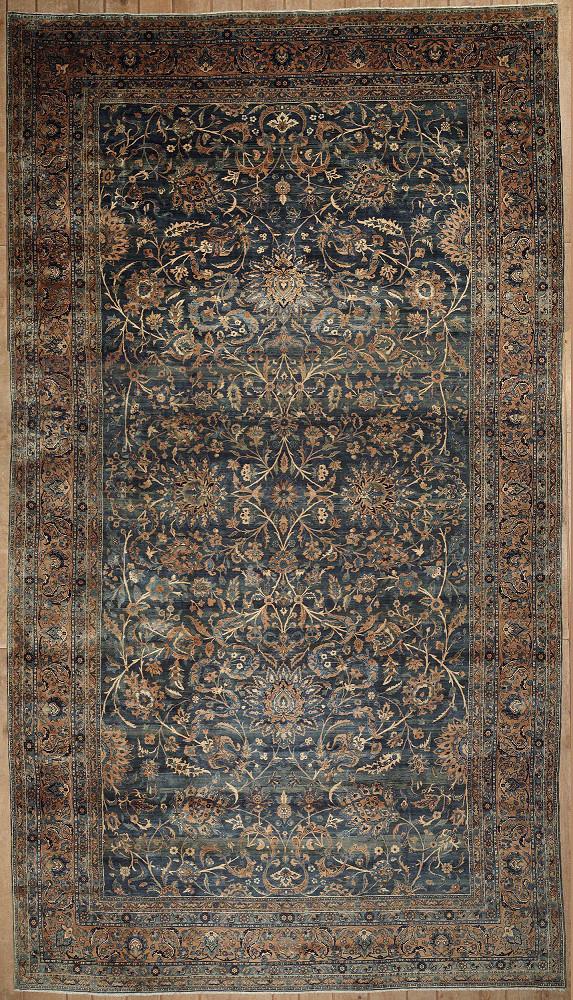 Persian Kerman 10x19