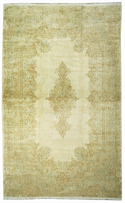 Persian Kerman Rectangle 11x18