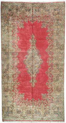Persian Kerman Rectangle 11x21