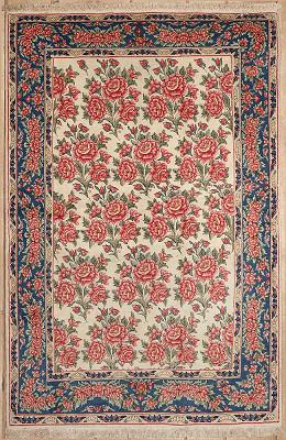 Persian Kerman Rectangle 4x6