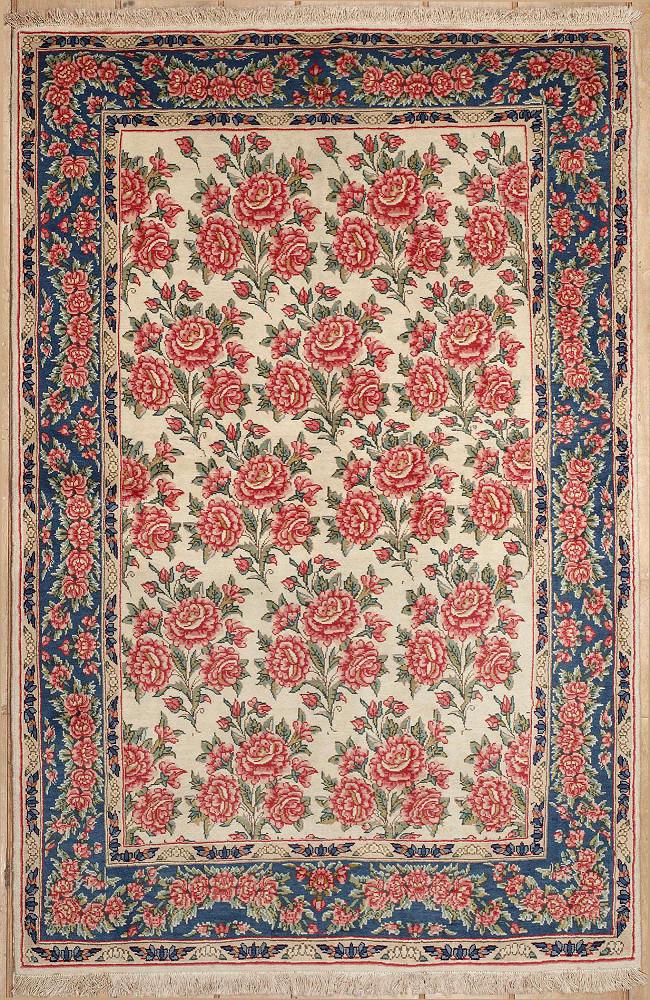 Persian Kerman 4x6
