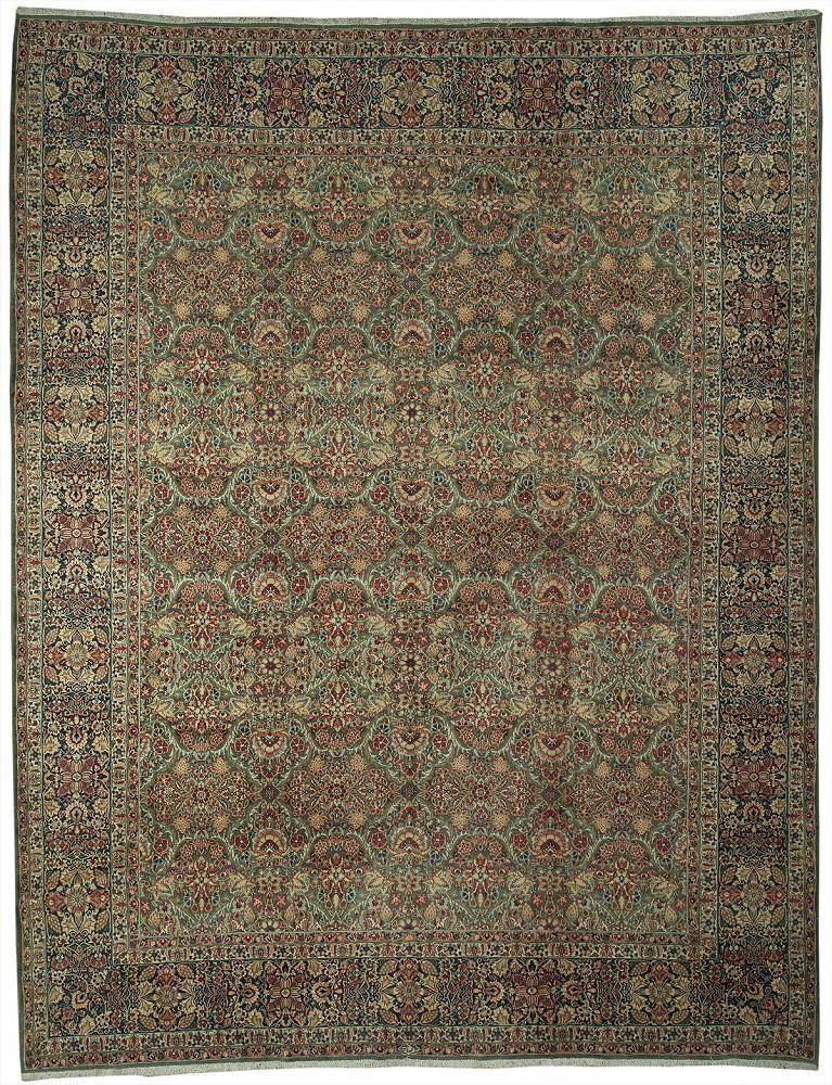 Persian Kerman 9x12