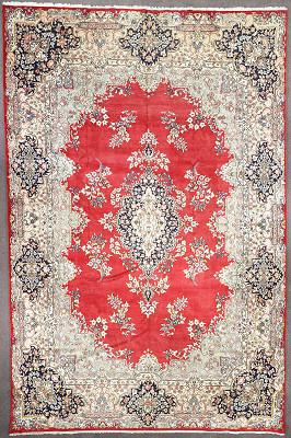 Persian Kerman Rectangle 9x14