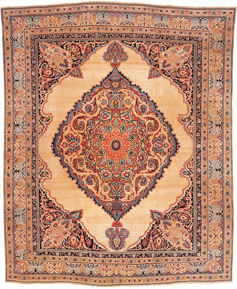 Persian Kermanshah 12x15